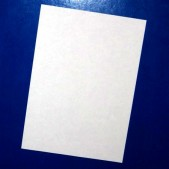 The difference between matte and glossy paper
