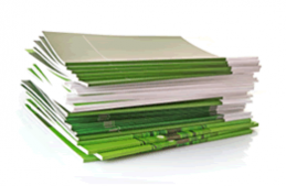 Perfect bound booklets printed in San Diego - MGX Copy